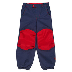 Finkid Huima Plus Rain Pants Kids Navy/Red